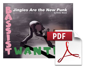 PDF Jingles Are the New Punk